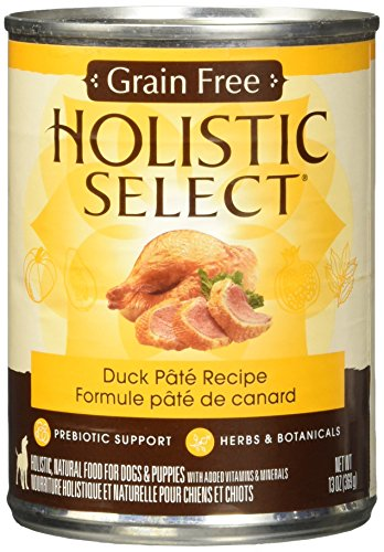 holistic-select-dog-food-grain-free-duck-pate