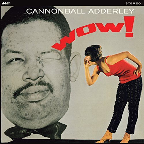 Cannonball Adderley Wow Import Esp