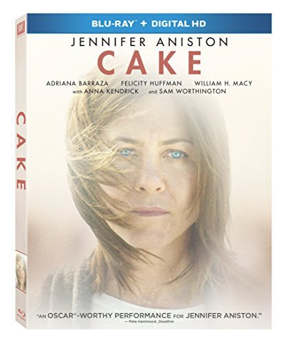 Cake Aniston Kendrick Barraza Macy Worthington Blu Ray Dc R