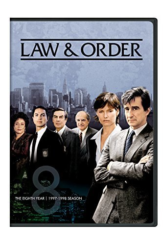 Law & Order Season 8 DVD Nr