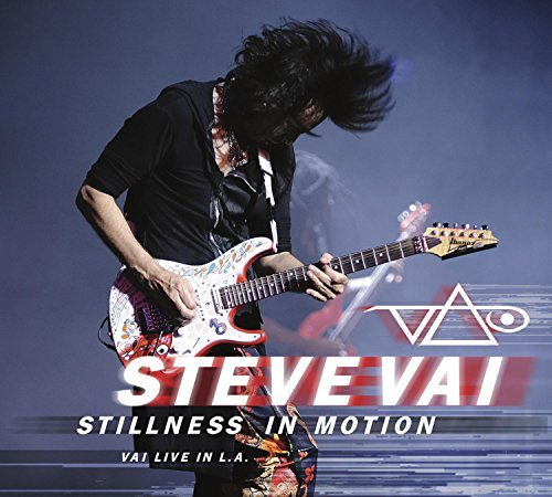 Steve Vai Stillness In Motion Vai Live