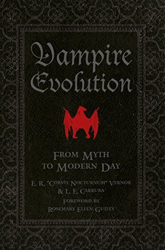 Corvis Nocturnum Vampire Evolution From Myth To Modern Day