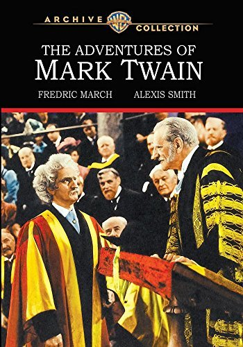Adventures Of Mark Twain March Smith DVD Mod This Item Is Made On Demand Could Take 2 3 Weeks For Delivery
