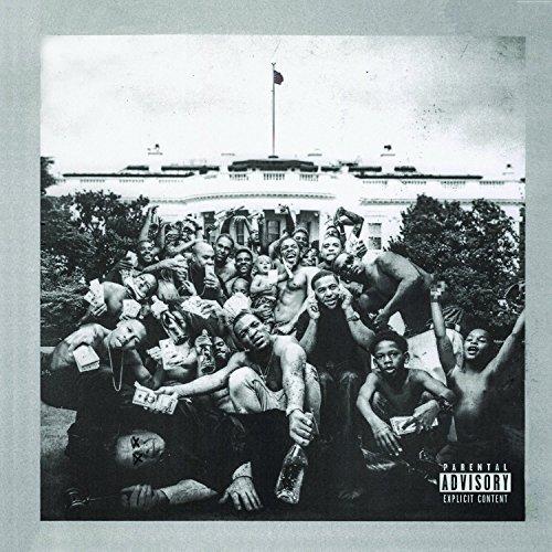Kendrick Lamar/To Pimp a Butterfly@Explicit