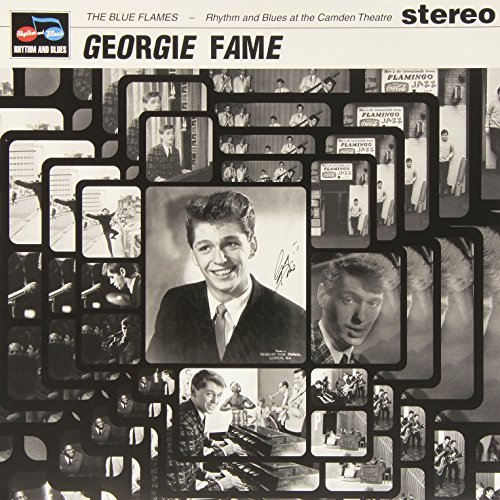 Georgie Fame R&b From The Camden Theatre