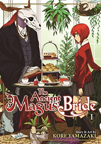 Kore Yamazaki The Ancient Magus' Bride Vol 1