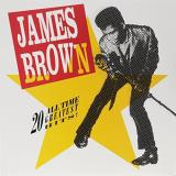 James Brown 20 All Time Greatest Hits Lp