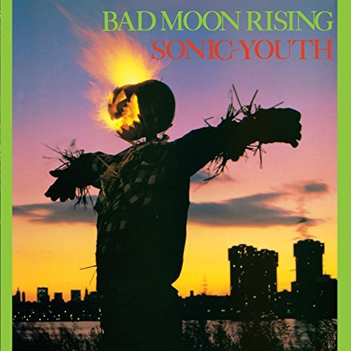 Sonic Youth Bad Moon Rising Lp
