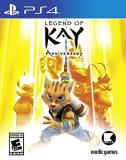 Ps4 Legend Of Kay Anniversary Legend Of Kay Anniversary