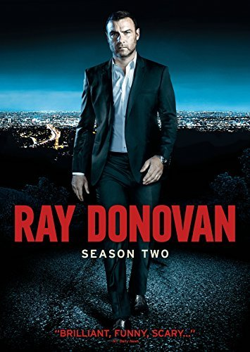 Ray Donovan Season 2 DVD