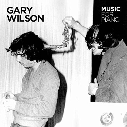 Gary Wilson Music For Piano Lp