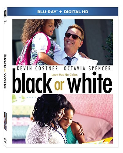 Black Or White Black Or White Blu Ray Dc