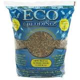 Eco Bedding With Odor Control 4.5 Pound Bag Brown