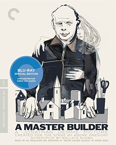 Master Builder Shawn Hagerty Joyce Blu Ray Nr Criterion Collection