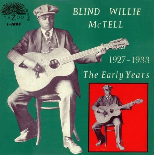 Blind Willie Mctell Early Years 1927 33 180gm Vinyl