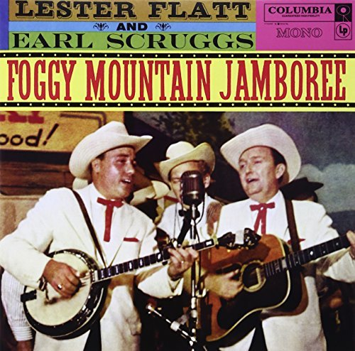 Flatt Lester Scruggs Earl Foggy Mountain Jamboree