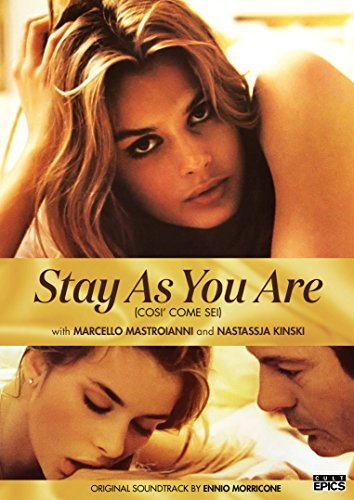 Stay As You Are Kinski Mastroianni DVD R