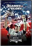 New England Patriots 3 Games To Glory Iv DVD
