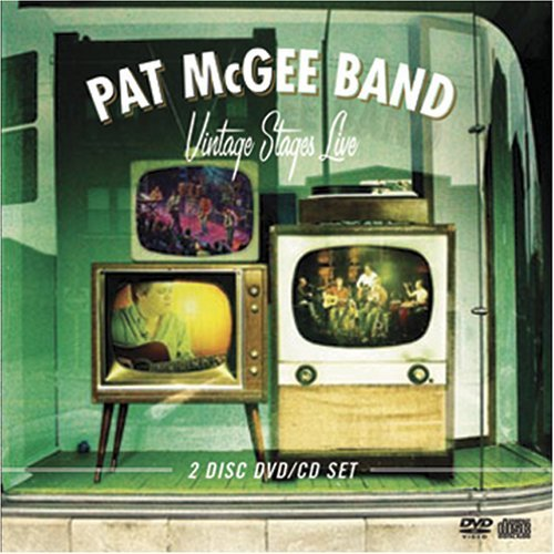 Pat Band Mcgee Vintage Stages Live 2 DVD