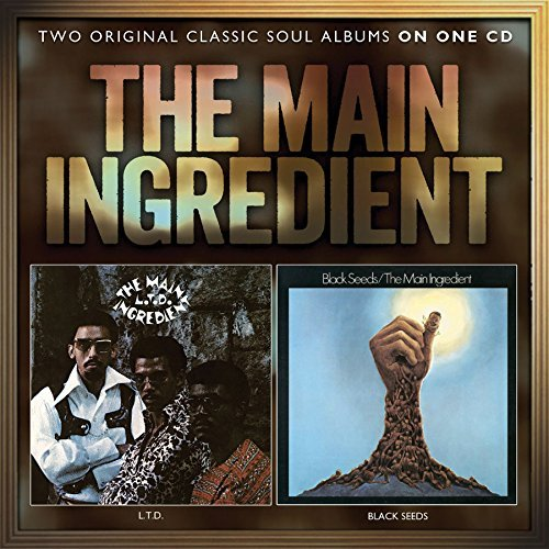 Main Ingredient L.T.D. Black Seeds