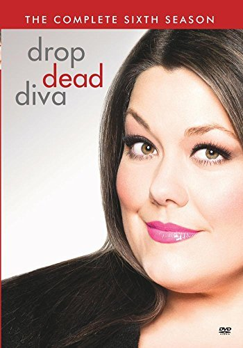 Drop Dead Diva Season 6 DVD Mod This Item Is Made On Demand Could Take 2 3 Weeks For Delivery