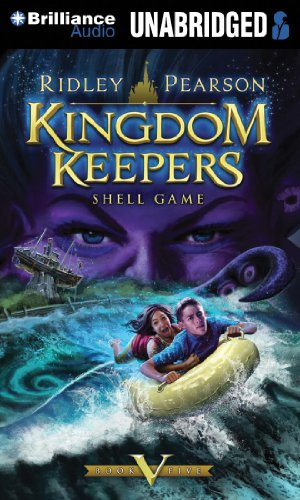 Ridley Pearson Shell Game Library Mp3 CD