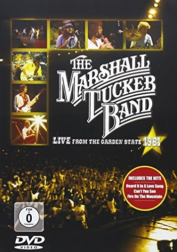 Marshall Tucker Band Live From The Garden State 198 Import Gbr