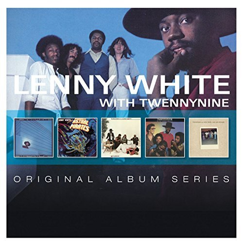 Lenny White Original Album Series Import Gbr 5 CD