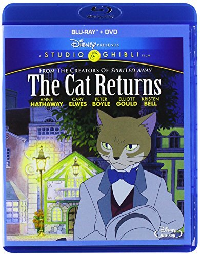 Cat Returns Studio Ghibli Blu Ray DVD G