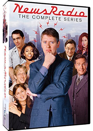 Newsradio The Complete Series DVD