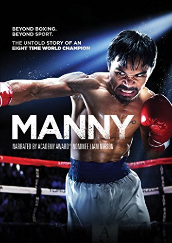 Manny Manny Pacquiao DVD