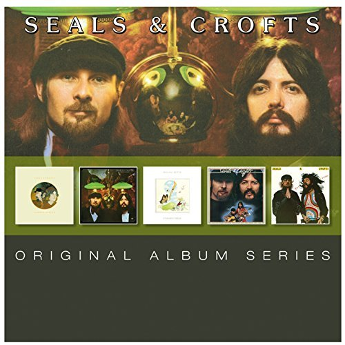 Seals & Crofts Original Album Series