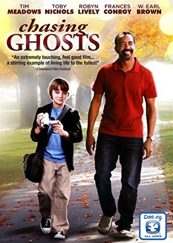 Chasing Ghosts Meadows Nichols Lively DVD Nr