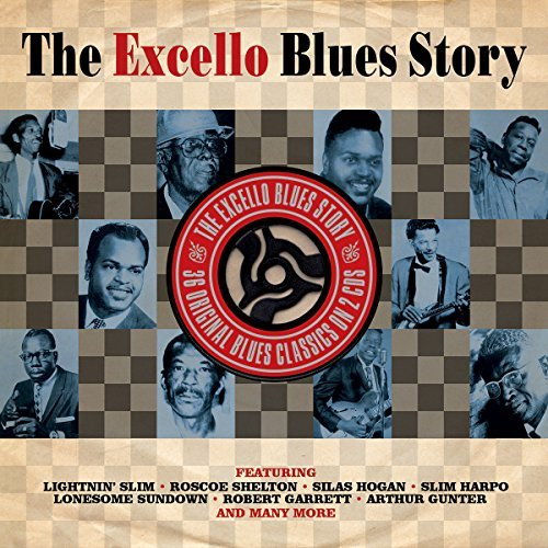 Excello Blues Story Excello Blues Story Import Gbr 2 CD