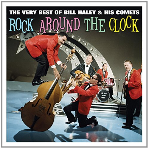 Bill & His Comets Haley Rock Around The Clock Very Bes Import Gbr 2 CD