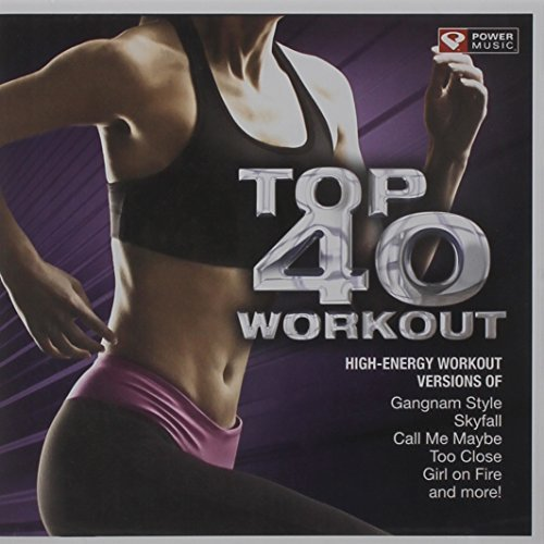 Power Music Top 40 Workout