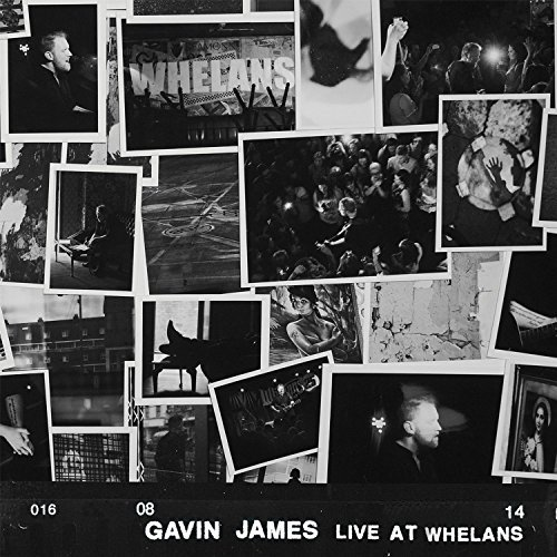 Gavin James Live At Whelans