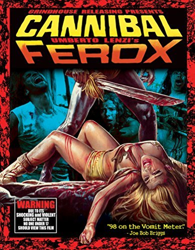 Cannibal Ferox Cannibal Ferox Blu Ray