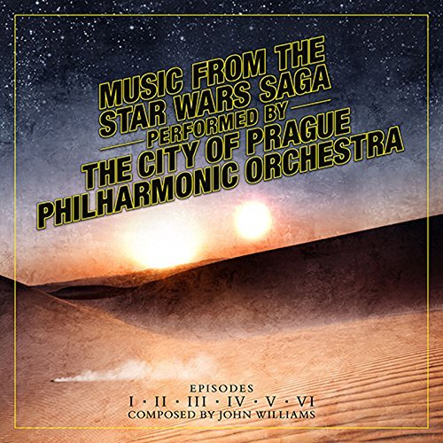 City Of Prague Philharmonic Or Music From The Star Wars Saga