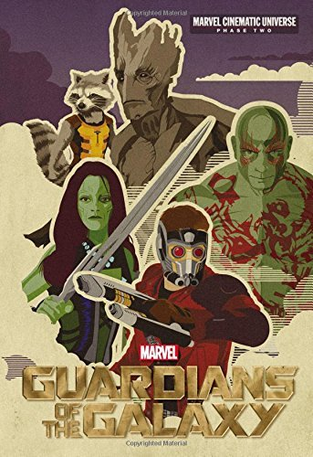 Alex Irvine Phase Two Marvel's Guardians Of The Galaxy