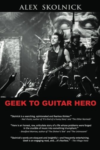 Alex Skolnick Geek To Guitar Hero