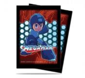 Card Sleeves Mega Man Cartoon 50 Sleeves Per Pack