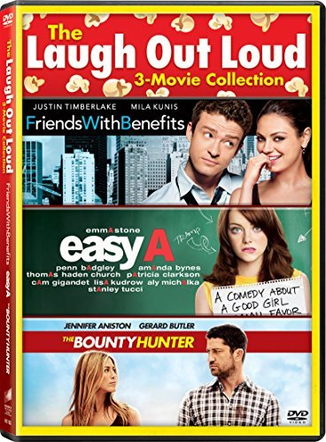 Bounty Hunter Easy A Friends With Benefits Triple Feature DVD Pg13