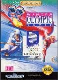 Sega Genesis Winter Olympic Games Lillehammer 94 Winter Olympic Games
