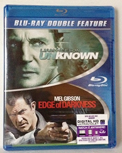 Unknown Edge Of Darkness Double Feature Blu Ray