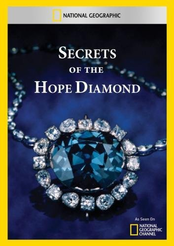 Secrets Of The Hope Diamond Secrets Of The Hope Diamond DVD Mod This Item Is Made On Demand Could Take 2 3 Weeks For Delivery