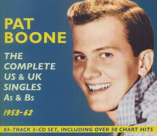 Pat Boone Complete Us & Uk Singles As &