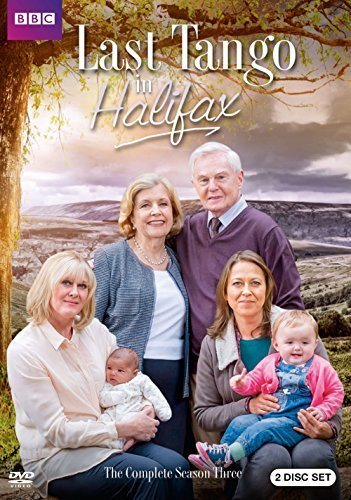 Last Tango In Halifax Season 3 DVD Season 3
