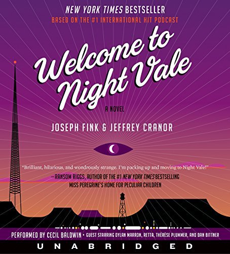 Joseph Fink Welcome To Night Vale