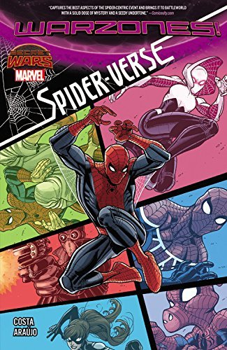 Mike Costa Spider Verse Warzones